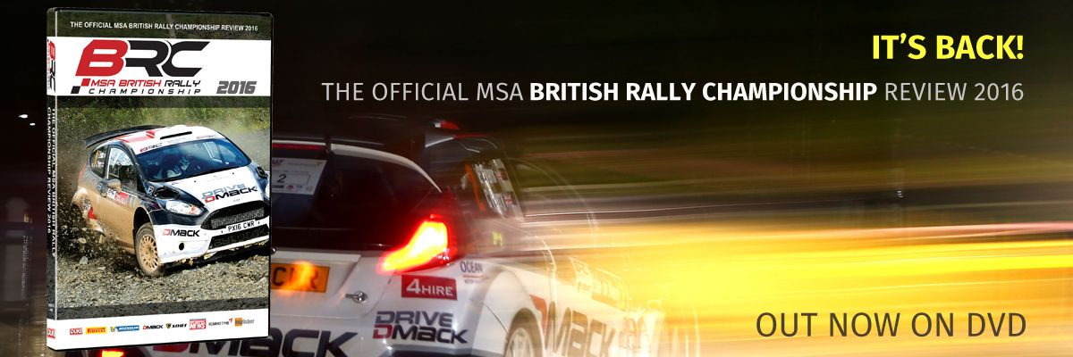 British Rally Championship Out Now