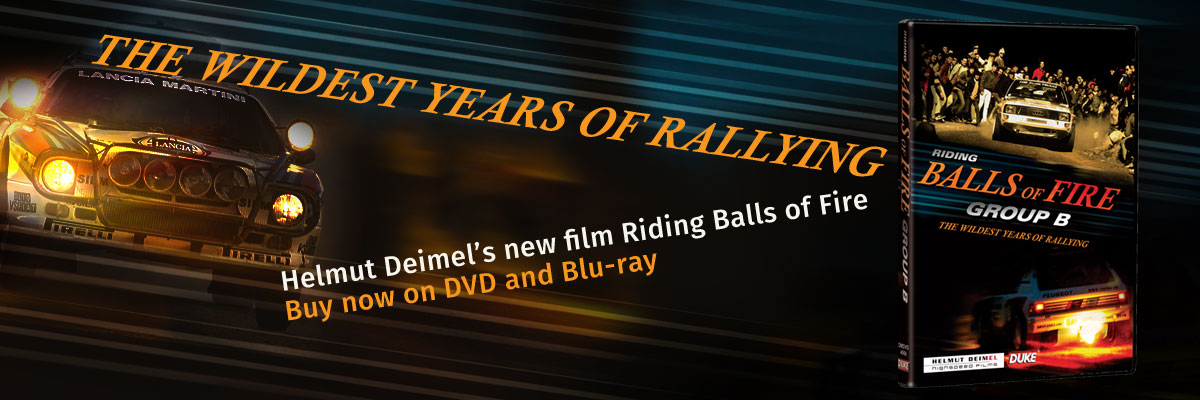 The Wildest Years of Rallying on DVD or Blu-ray