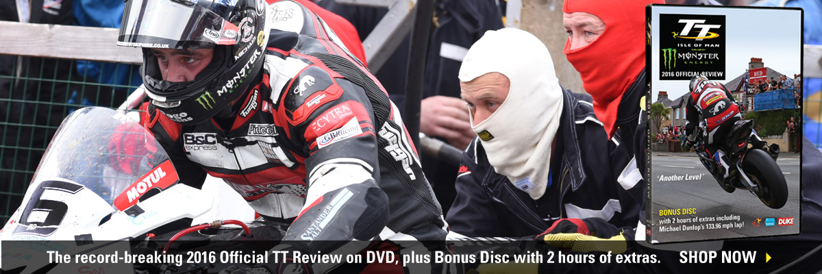 TT 2016 Official Review DVD coming soon