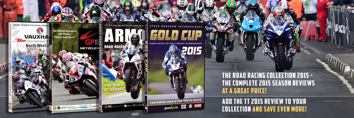 The Road Racing Collection 2015