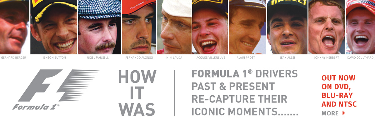 Formula One How it was Out Now