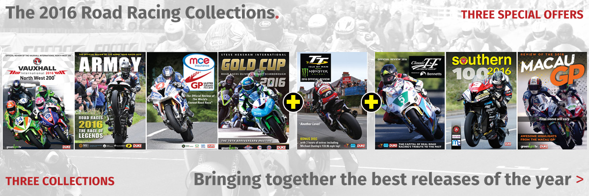 ThE 2016 Road Racing Collections