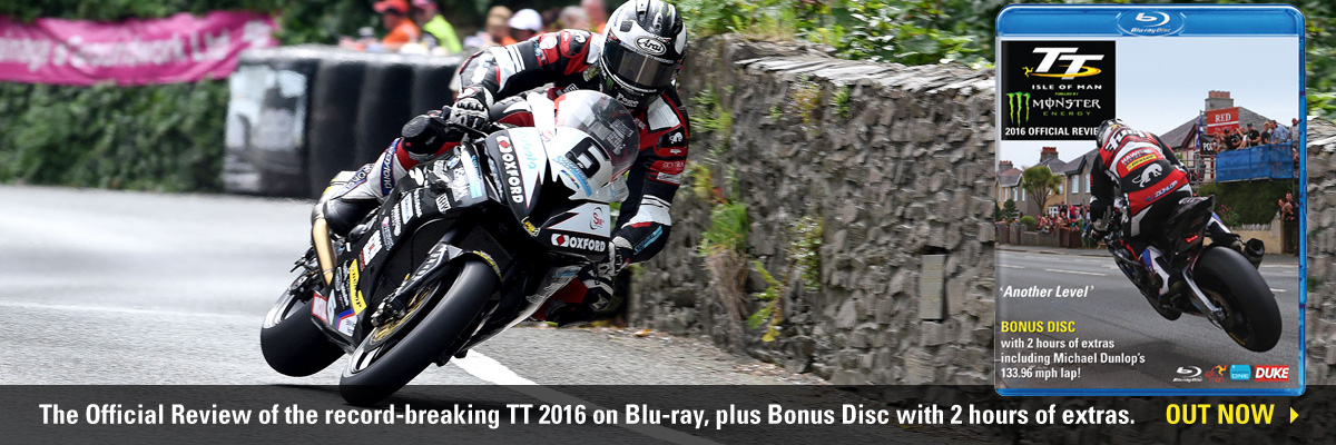 TT 2016 Blu-ray Out Now