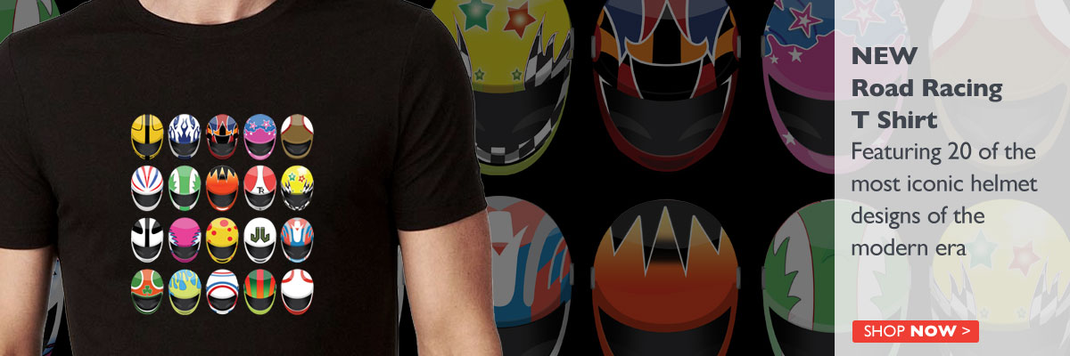 Modern Helmets T Shirt - Order Now