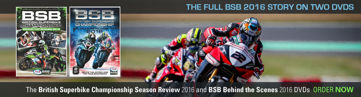 British Superbike Season Review 2016 Order NOW