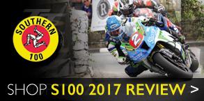 Southern 100 2017 Button
