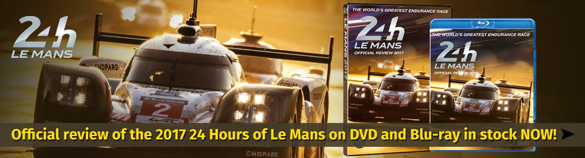 Le Mans Official Review 2017 In stock now