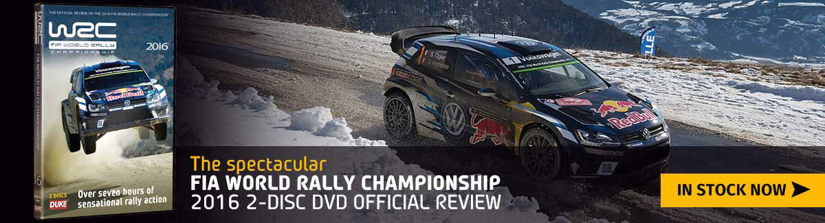 WRC 2016 Official Review