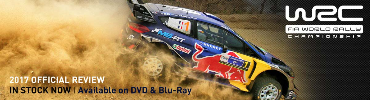 World Rally Championship Blu-ray 2017