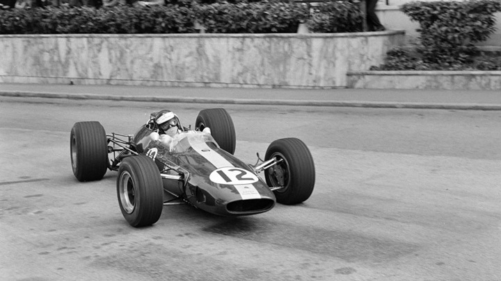 Jim Clark, a great racing hero