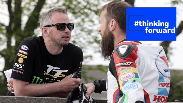 The future of the TT? Interview with Paul Phillips