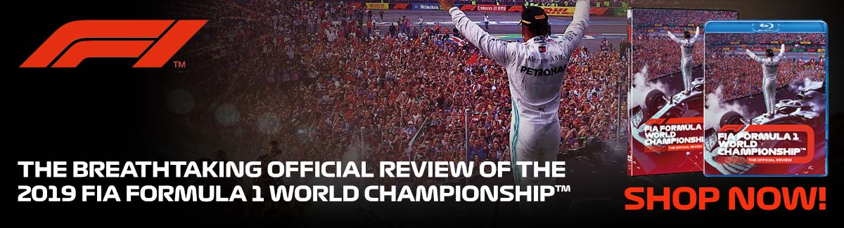 The Breathtaking Official Review of the 2019 FIA Formula 1 World Championship®