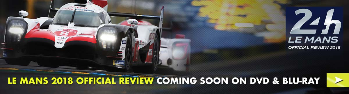 Le Mans Official Review 2018 coming soon