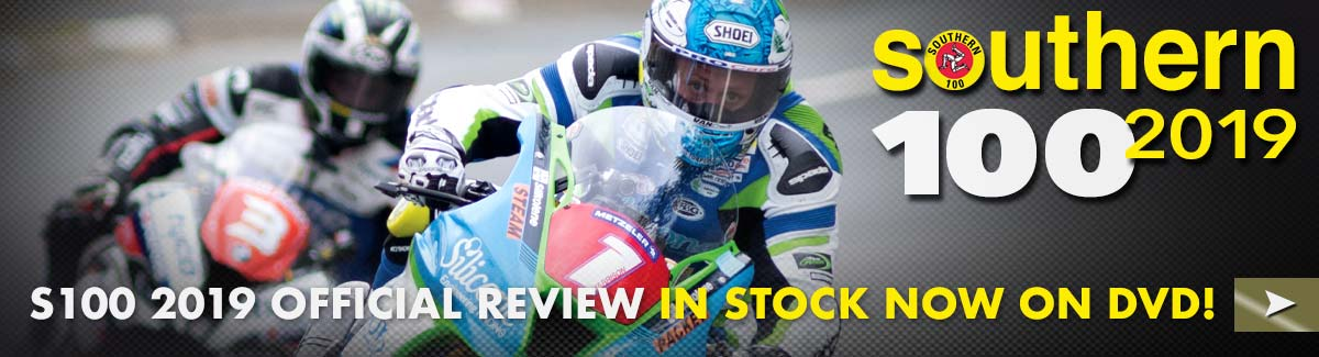 2019 Southern 100 official review DVD in stock now