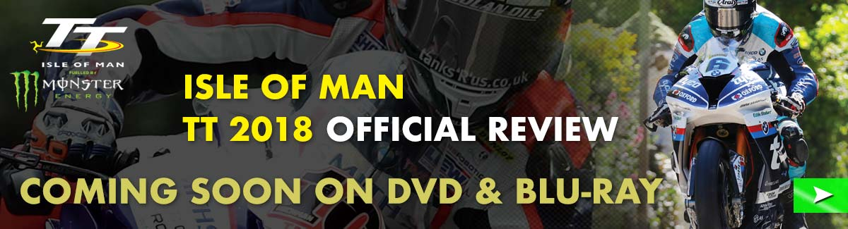 The Superb Isle of Man TT 2018 Official Review Coming Soon