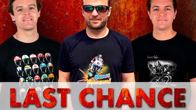 Last Chance Duke T-shirts end of the line