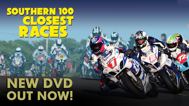 Southern 100 Closest Races: New DVD out now
