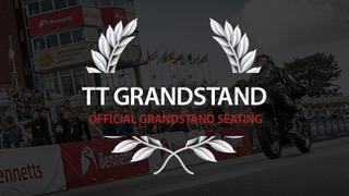 Classic TT Grandstand