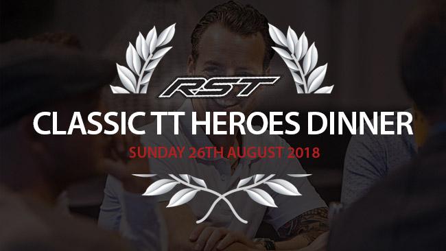 Classic TT Heroes Dinner