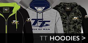 Isle of Man TT Hoodies