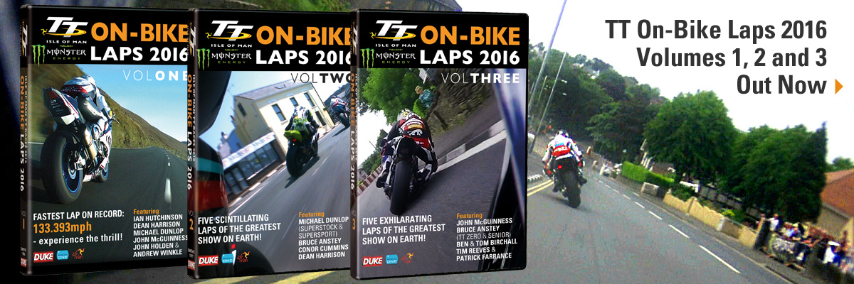 On Bike TT Laps 2016 Out Now