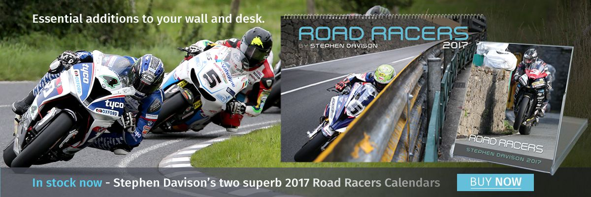 Essential Road Racing Calendars out now