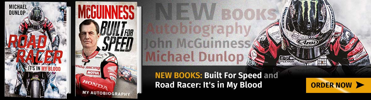 New Road Racing autobiographies