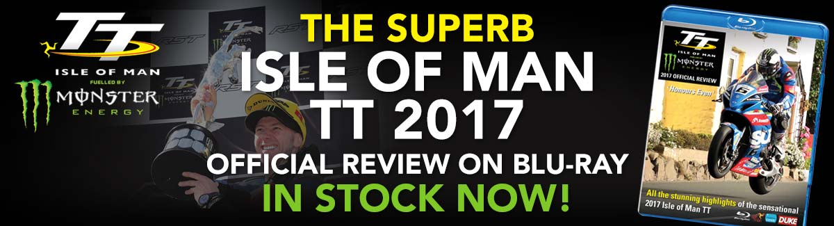 Official Review of the 2017 Isle of Man TT