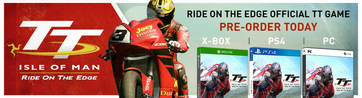Isle of Man TT Game pre-order now